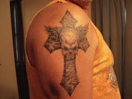 cross skull picture at checkoutmyink com
