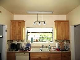 galley kitchen light fixtures recessed lighting galley kitchen medium size of kitchen track