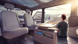 volkswagen microbus 2016 interior tell your hippie uncle the new volkswagen bus has finally been