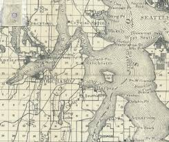 State Of Washington Map by Historical Maps Documents U0026 Lists The Yukon Harbor Historical
