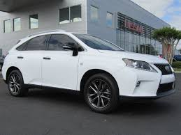 lexus of orlando lease options used one owner 2015 lexus rx 350 350 crafted line near clermont