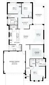 modern contemporary house floor plans three bedroom floor plan house design square foot house plans
