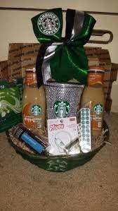 the ultimate teenager starbucks easter basket fully loaded with