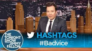 hashtags badvice youtube
