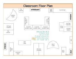 How To Set Up A Special Education Program Floor Plans The Special Floor Plans