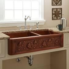 42 inch farmhouse sink signature hardware