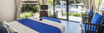 Bedroom Beach Club Sunny Beach Akyra Beach Club Phuket Five Star Beach Resort In Phang Nga Phuket