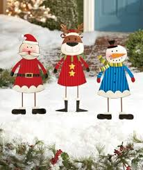 Christmas Garden Decorations Reindeer by 179 Best Christmas Images On Pinterest Holiday Decor Joss