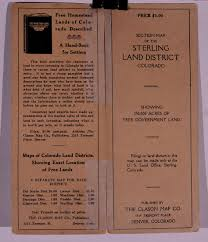 Colorado Map Of Counties by Colorado Pocket Maps Clason Map Company And Other Publishing