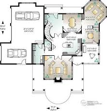 House Plans With Jack And Jill Bathroom House Plan W3845 Detail From Drummondhouseplans Com