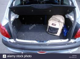 peugeot compact car peugeot 206 hdi car stock photo royalty free image 48211983 alamy