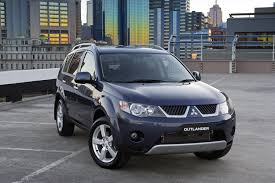 outlander mitsubishi 2011 what second hand suv should i buy