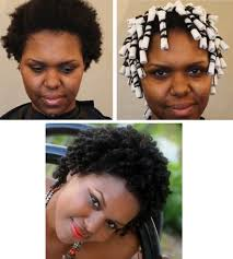 curling rods for short natural hair perm rod set on 4b c natural hair tutorial perm rod set natural