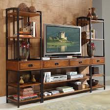 Home Styles Shop Home Styles Modern Craftsman Oak Tv Cabinet At Lowes Com