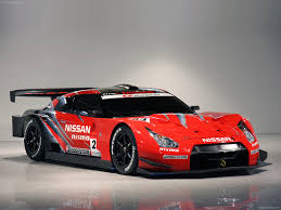 red nissan 2008 nissan gt r gt500 race car 2008 picture 1 of 3