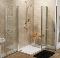 Disabled Half Height Shower Doors Generous Disabled Showers Ideas Bathroom With Bathtub Ideas