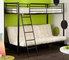 lit en hauteur avec canapé lit mezzanine avec canapé fly canapé idées de décoration de