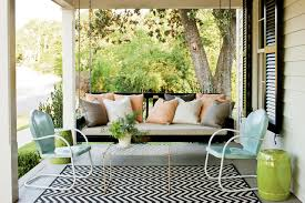 porch swing bed houzz