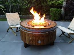 Firepit Patio Table by Propane Fire Pit Outdoor Patio Table Ideas Home Fireplaces