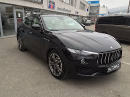 maserati blacked out maserati levante sound diesel u2013 idea di immagine auto
