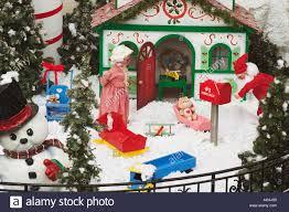 christmas decorations at gaylord opryland hotel nashville