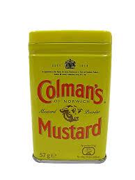 coleman s mustard colman s mustard 100g martkplace