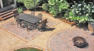 Pavers Patios Permeable Pavers Patio Town