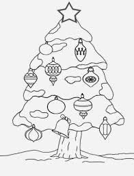coloring ornaments christmas tree christmas lights decoration