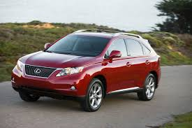 lexus small truck should you buy a used lexus rx 350 autoguide com news