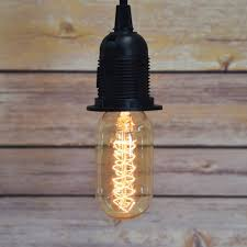 decoration ideas using edison light bulb