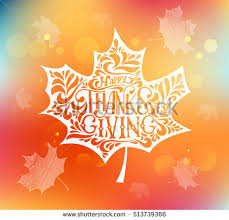 Thanksgiving Vector Art Happy Thanksgiving Text Stock Images Royalty Free Images