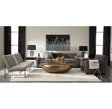mitchell gold coffee table river stone bronze cocktail table family room 2 smaller tables may