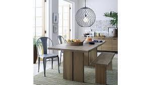 sur la table kitchen island crate and barrel kitchen tables decr 0b393a6a5d68