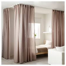 sliding curtain room dividers curtain tracks u0026 systems ikea