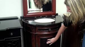 how to pick the best bathroom mirror to match your vanity youtube