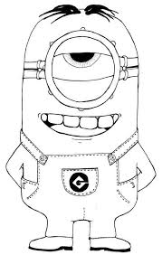 free minions coloring pages kids coloring