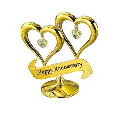 wedding wishes gift wedzone heart happy anniversary