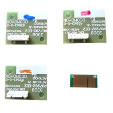 4x drum imaging unit reset chip for konica minolta bizhub c452
