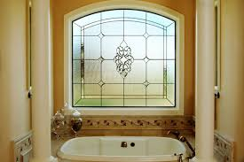 Bathroom Windows Bathroom Window Treatments Creative Decorating - Bathroom window designs
