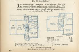 7x vintage 1930 u0027s model home plans u2013 classics life