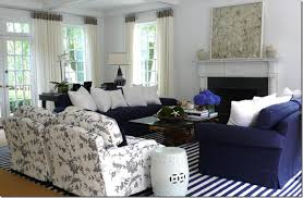 Blue Chairs For Living Room Wall Color Is Blue Chairs Are The Same As My Sofa In Shining Navy
