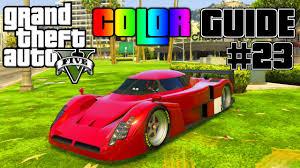 ugliest color hex code gta v ultimate color guide 23 annis re 7b best color