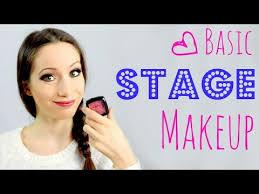 theatrical makeup school basic stage makeup tutorial vanity