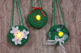 lighted wreath ornament free pattern fromm me to you