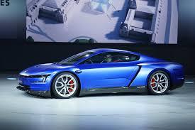 volkswagen sports car volkswagen xl sport concept video paris motor show 2014 evo