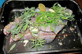 cuisiner gigot de chevreuil chevreuil aux herbes aromatiques sur la route des épices avec vânia
