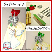 christmas craft pegtree clips