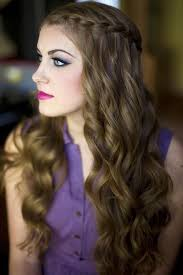 which hair style is suitable for curly hair medium height best 25 side braid with curls ideas on pinterest braids with