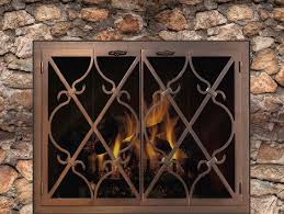 Custom Size Fireplace Screens by Different Reasons To Choose Custom Fireplace Glass Doors U2013 Sudbury
