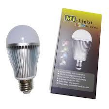 touch l light bulbs amazon com ledenet e27 ac86 265v 9w rgbw led light bulb dimmable